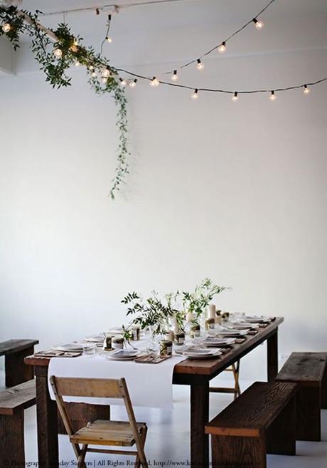 1inspiration Deco 5 Indispensables Table Noel L Ppvjhq