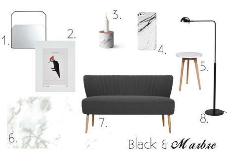 4inspiration Couleur Deco Black Marbre L Gasyxm