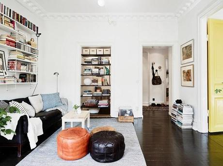 6inspiration Deco Appartement Suedois Noir Bla L Mwn8l1