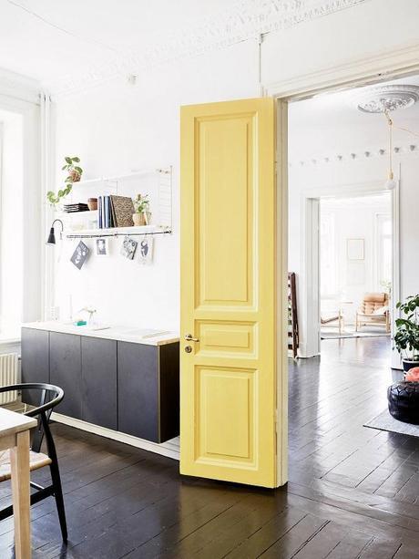 8inspiration Deco Appartement Suedois Noir Bla L Veaoye
