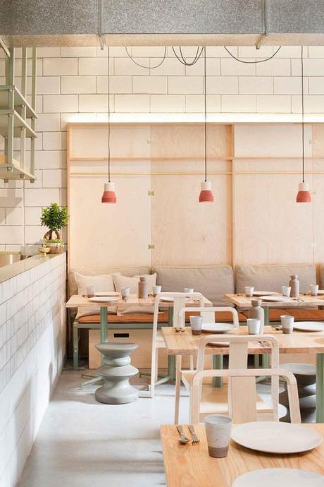 Decouverte Deco Restaurant Ruyi Dumpling Wine L Eax30r