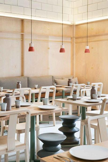 Decouverte Deco Restaurant Ruyi Dumpling Wine L Fquzos
