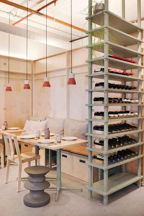 Decouverte Deco Restaurant Ruyi Dumpling Wine L Uamf2w