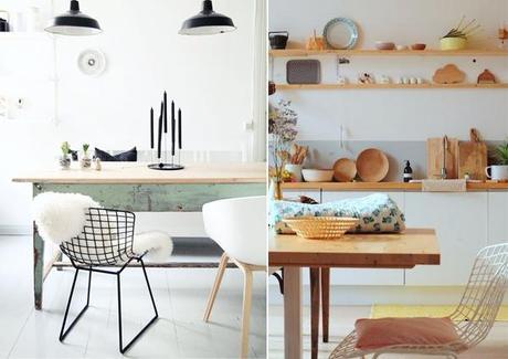 Design Diamond Chair Side Chair Bertoia L Ktsag0
