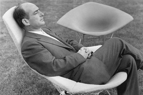 Design Diamond Chair Side Chair Bertoia L Bptfk6