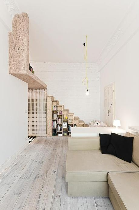 Inspiration Archi Appartement 29m2 Optimise L Nkfnek