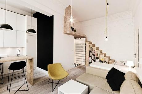 Inspiration Archi Appartement 29m2 Optimise L Npmivq