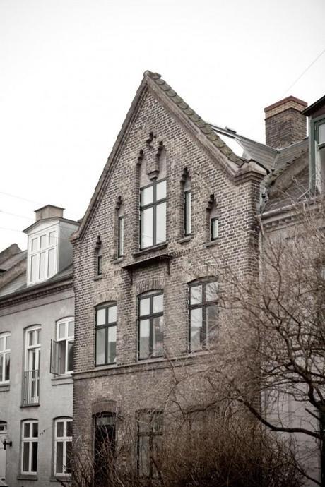 Inspiration Archi Maison Ville Noir Blanc L 8anlwb