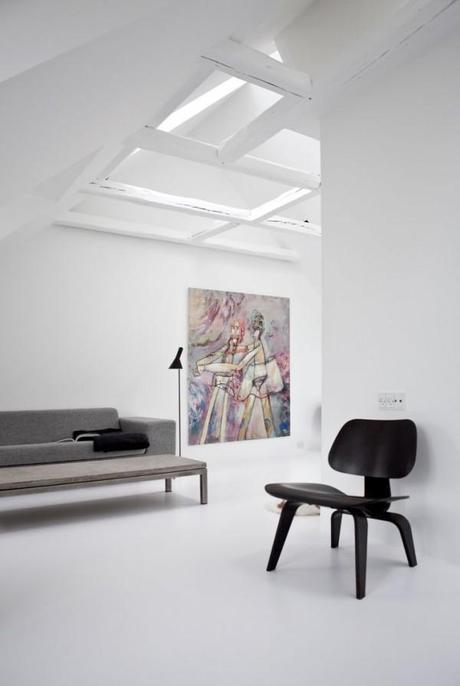 Inspiration Archi Maison Ville Noir Blanc L Duqlfr