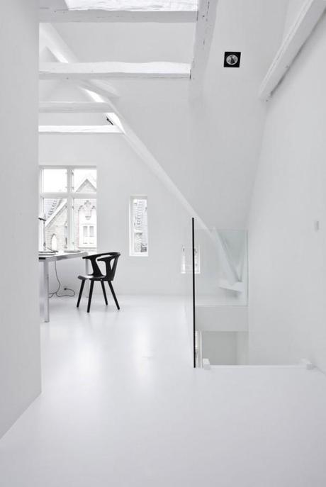 Inspiration Archi Maison Ville Noir Blanc L Gpn5ao