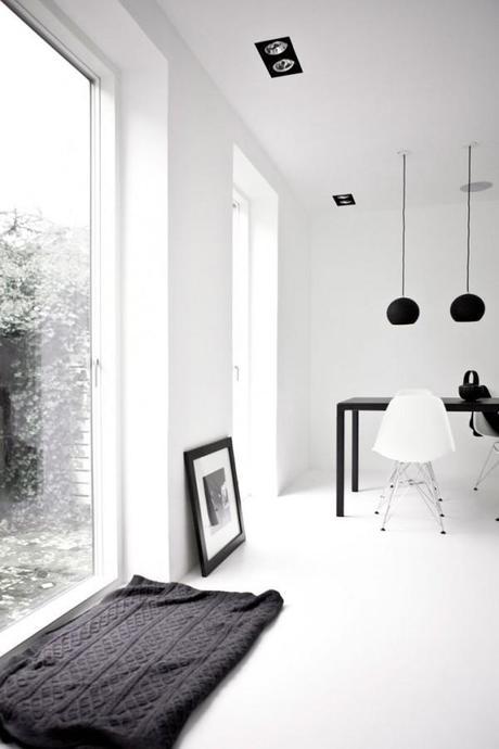 Inspiration Archi Maison Ville Noir Blanc L Oasgbo