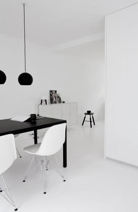 Inspiration Archi Maison Ville Noir Blanc L Qwvdra