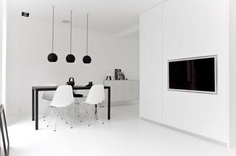 Inspiration Archi Maison Ville Noir Blanc L Aiomuq