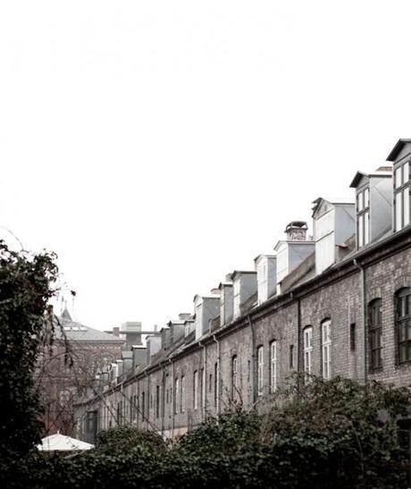Inspiration Archi Maison Ville Noir Blanc L Mgoz2d