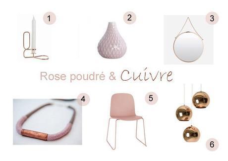 Inspiration Couleur Rose Poudre Cuivre L 4pvom9