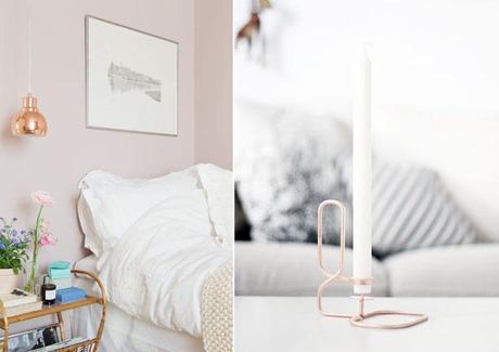 Inspiration Couleur Rose Poudre Cuivre L Es1frn