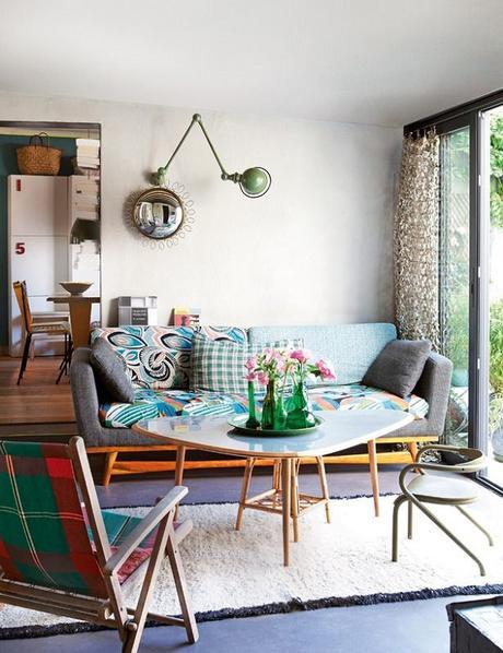 Inspiration Deco Ambiance Boheme Anne Millet L E30l16