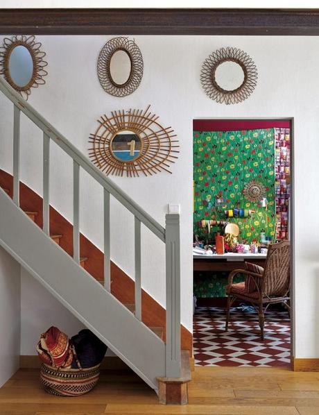 Inspiration Deco Ambiance Boheme Anne Millet L Mpdiew