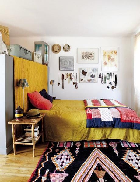 Inspiration Deco Ambiance Boheme Anne Millet L Mhiskp