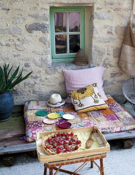 Inspiration Deco Ambiance Boheme Anne Millet L Qwqbnl