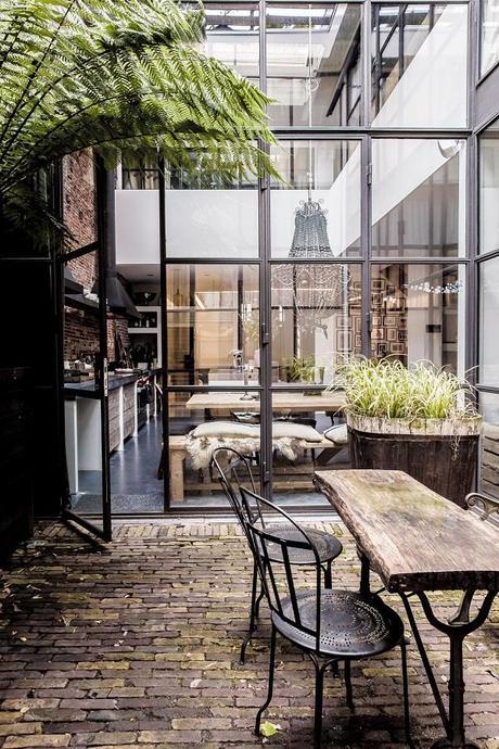 Inspiration Deco Entrepot Renove Amsterdam L Hpb7in