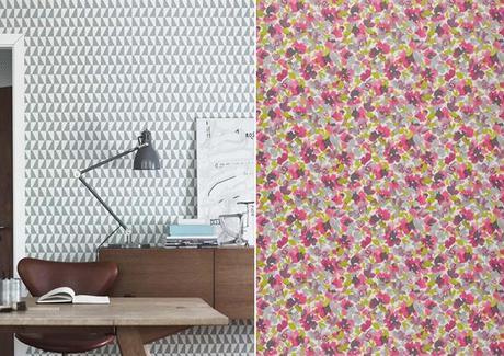 Inspiration Deco Papier Peint Floral Vs Geome L B2rljt