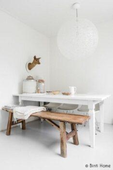 Inspiration Deco Touches Bois Brut Maison Sca L Ux0pai