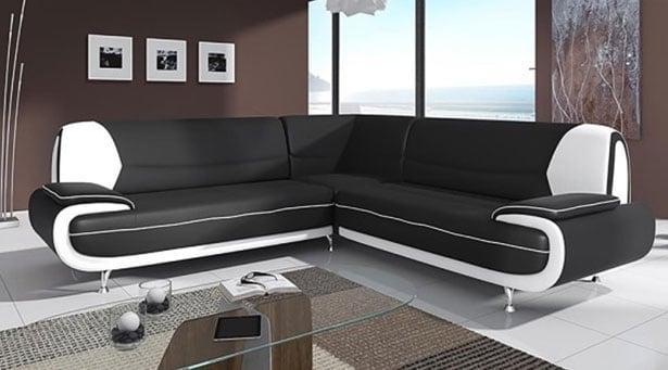 Canapé D'angle Muza